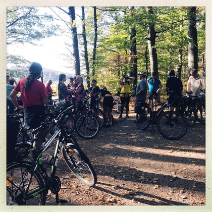 Bike for bibles 2018 Hausen